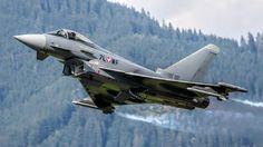 7L-WF - Austria - Air Force Eurofighter Typhoon S photo (329 views)