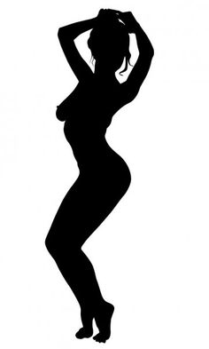 Silhouette Painting, Woman Silhouette, Silhouette Vector, Transférer Des Photos, Colourpop Eyeshadow, Devil Tattoo, Sexy Drawings, Wine Art, Stencil Art