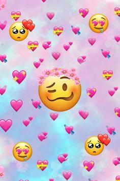 Emoji Wallpaper Iphone, Iphone Wallpaper Tumblr Aesthetic, Cute Emoji Wallpaper, Lines Wallpaper, Homescreen Wallpaper, Sad Wallpaper, Cute Wallpaper Backgrounds, Cute Wallpapers, Emoji Guide