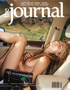 Cover Magazine / Book The Journal