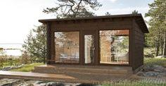 Sruby KONTIO - Glass House 25C