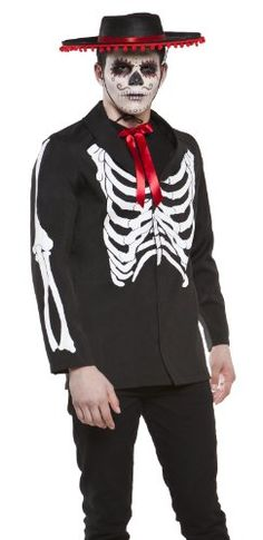 Lip Service Day of The Dead Goth Punk Skeleton « Blast Gifts