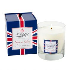 Hope & Glory natural spy candle