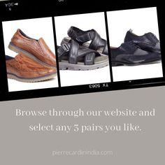 #shoes #menshoes #menstyle #onlineshoppingsite #shopping #concierge #madeinindia #formalshoes #pierrecardin #sandaldesign #leathershoes #menfashioncasual