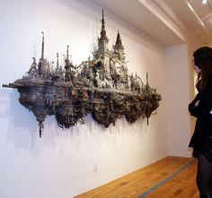 Imminent Utopia by Kris Kuksi - Imgur