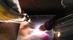 Learn to Weld using TIG Welding (Tungsten Inert Gas Welding) Process. Selection and grinding of Electrode. Tig Welding Process, Welding Inspector, Inert Gas, Mig Welding, Brazing, Im Not Perfect, Welding Ideas, Art, Art Background