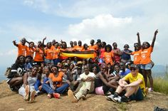 This is how we happily ended our Day 2 of the #3DaysOfAdventure with Travel Maniacs UG Powered by: Africell Uganda