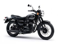Kawasaki W 800 Black Edition