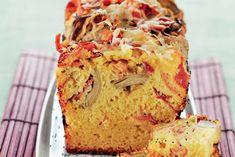 Revisitez votre cake en réalisant cette recette facile et gourmande du cake aux artichauts, jambon Serrano et comté.