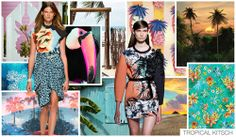 Fashion Snoops - TROPICALKITSCH