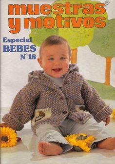 ЖУРНАЛЫ Muestras y Motivos Vogue Knitting, Knitting Books, Crochet Books, Knitting For Kids, Baby Knitting, Knit Crochet, Knitting Magazine, Crochet Magazine, Knitting Patterns