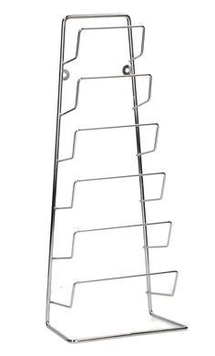 Wieszak na pokrywki metalowy TOWER 45 cm