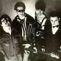 The Damned -  Never mind the psychosis, here's the wing leaders. Fukkt up fake fashion and high quality, innovative songwriting and studio work.