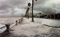 Piriápolis en plena tormenta 23/10/2012 Foto: Nico Garrido