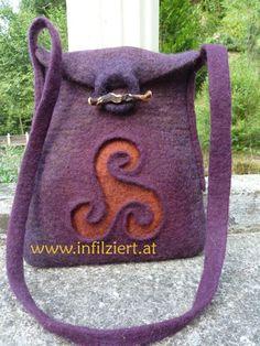 Tasche Triskele  www.infilziert.at