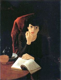 André Derain, The Cup of Tea, 1935