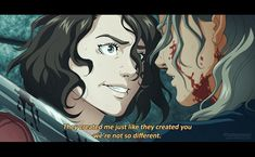 Last year, artist Carolina Silva imagined what Game of Thrones would look like if someone went and made an anime series out of it. This year, she returns with the same deal, only for Netflix's take on The Witcher. The Witcher Game, The Witcher Geralt, The Witcher Books, Geralt Of Rivia, Video Game Artist, What Is Anime, Netflix Anime, Tv Series To Watch, Estilo Anime
