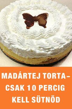 Hungarian Food, Hungarian Recipes, Sweet Stuff, Camembert Cheese, Pie, Torte, Hungarian Cuisine, Fruit Tarts, Pies