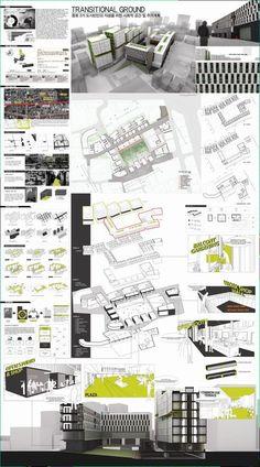 architecture portfolio cover page design ideas Presentation Board Design, Architecture Presentation Board, Project Presentation, Architectural Presentation, Architectural Models, Architectural Drawings, Architecture Panel, Architecture Images, Architecture Diagrams