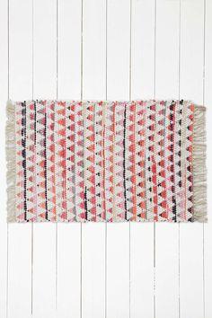 Triangle Weave 2x3 Rug