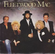 "Fleetwood Mac / Little Lies / Ricky / 7"" Vinyl 45 & Picture Sleeve / Stevie Nicks"