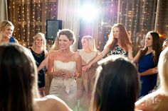 Sorority sing: the gift to the bride is not the song, but the reminder that she will always belong to her sisters and she to them.