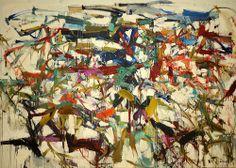 joan mitchell   Ladybug 1957 MoMA, NYC