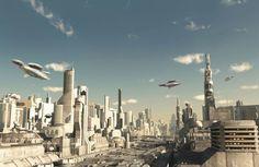 車が空を飛ぶ未来
