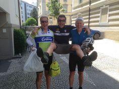 Ciclismo Classico Verona to Salzburg June 27 2016