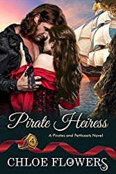 "PIRATE HEIRESS: ""Brilliantly funny and full of action..."""