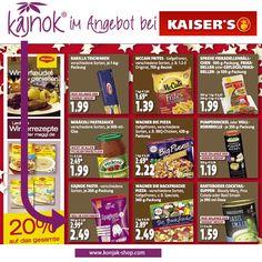 kajnok bei Kaiser's in NRW Pizza, Kaiser, Cereal, Breakfast, Food, Germany, Morning Coffee, Meals, Yemek