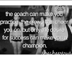 Inspirational Cheerleading Quotes 390 Best Words to Live By and Cheerleading Motivation images  Inspirational Cheerleading Quotes