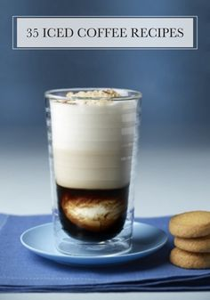 With spring and summer right around the corner, it's time to gather your favorite refreshing espresso treats for warm gatherings with friends. Check out Nespresso's collection of 35 iced coffee recipes to find the perfect one for you.