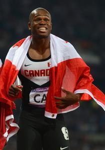 kevin parasram- Oluseyi Smith – Olympic Runner for canada *modern* Olympic Runners, Olympics, Athlete, Meet, Healthy Recipes, Bar, 1920s, Tips, Canada