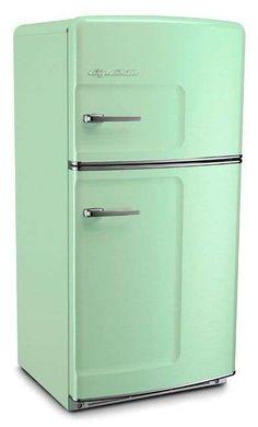 Frigoriferi anni 50 | Pinterest | Refrigerator and House