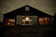 Unique Missouri Wedding Venues, It's a barn close to st louis.. umm yes!