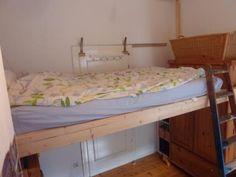 Hochbett Holz Weiß 140x200 : Hochbett kaufen vergleiche preise test die top
