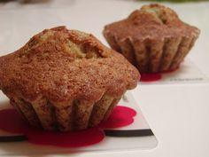 As Minhas Receitas: Muffins de Banana e Nozes