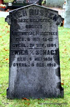 Tombstone Tuesday: Our beloved parents #genealogy #familyhistory