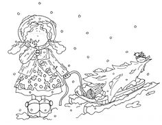 Dearie Dolls Digi Stamps | Free digital images and a little poetry to read. | Page 44
