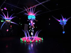 Shih Chieh Huang Turns Trash Into Animatronic Sea Creatures | The Creators Project