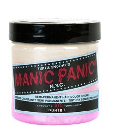 Not real manic panic, just an edit. :3