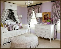 decor, wall colors, canopi, little girl bedrooms, little girls, white bedrooms, little girl rooms, daybeds, guest rooms