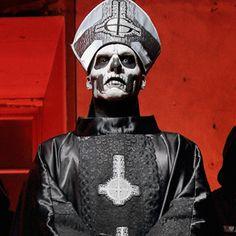 Ghost BC Jam for the Devil in 'Monstrance Clocks' - Song Premiere
