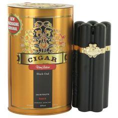 Cigar Black Oud by Remy Latour Eau De Toilette Spray 3.3 oz
