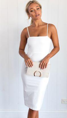 Rewind Dress (White)