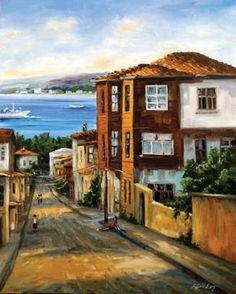 İstanbul Tabloları İST 025