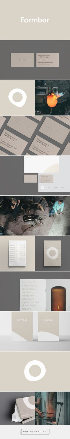 Formbar Visual Identity on Behance - created via https://pinthemall.net