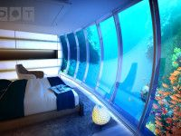 Under The Sea: The Top Underwater Hotels in the World