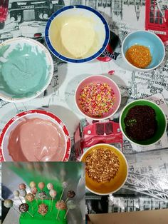 Pop cakes 🍡